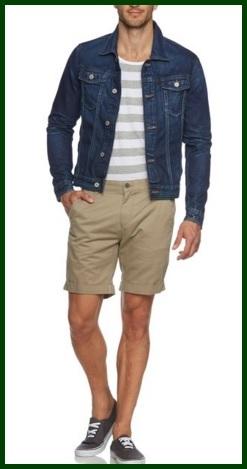 Giacca in jeans per uomo firmata