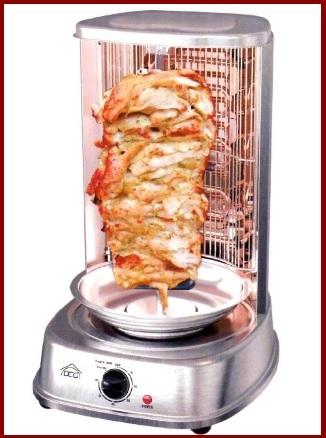 Macchina Doner Kebab Barbecue