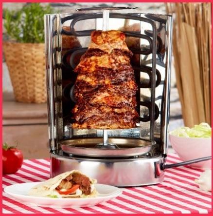 Macchina Per Cuocere Carne E Kebab