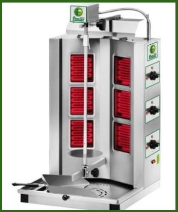 Vendita macchine per kebab professionali grandi sconti macchine per kebab per cucinare - Macchina per cucinare ...