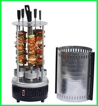 Cucinare Carne E Kebab A Casa Con Grill