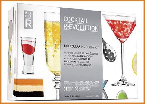 Kit Cocktail Molecolari
