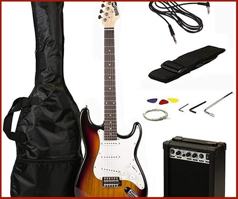 Kit Per Chitarra Elettrica