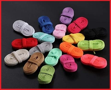 Lacci Scarpe Colorati