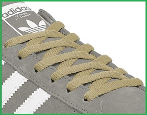 Lacci scarpe beige