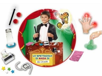 Diventa un mago con il fantastico gioco per bambini