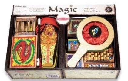 Magia completo di lusso per principianti bambini e adulti