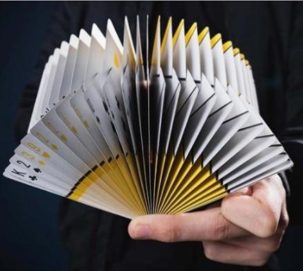Carte Virtuose Per Poter Fare Magie E Trucchi