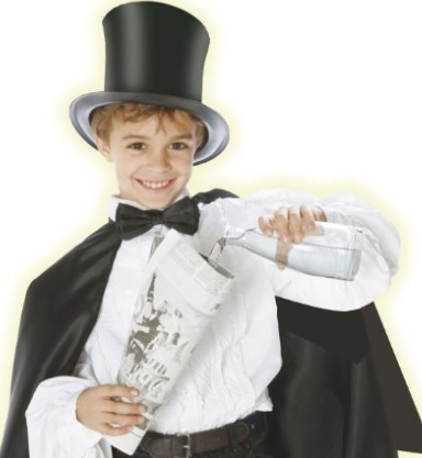 Trucchi magici per diventare un mago o illusionista