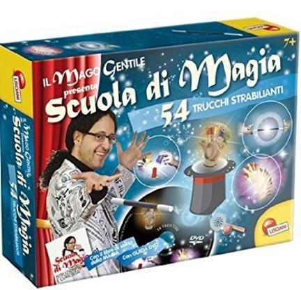 Giochi di prestigio con la scuola di magia