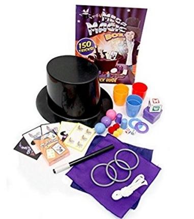 Mega cappello magico con tanti giochi di prestigio