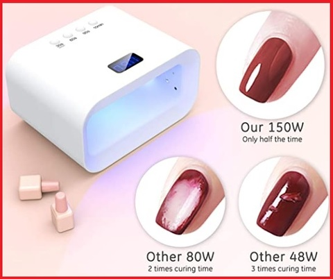 Fornetto unghie per manicure