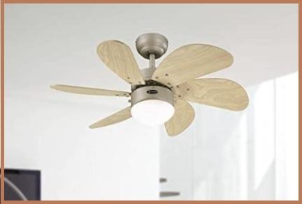 Lampadario Ventilatore Da Soffitto