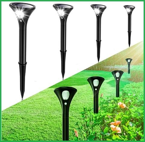 Lampada Wireless Energia Solare Da Esterno