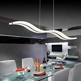 Lampada contemporanea plafoniera appesa