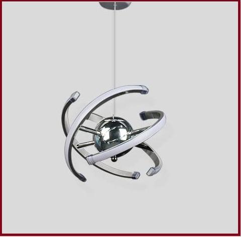 Lampadario moderno minimalista e originale rotondo | Grandi Sconti ...