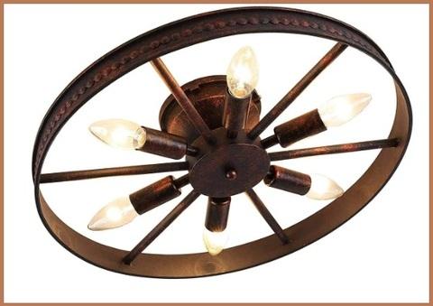 Lampadario vintage sospensione soggiorno