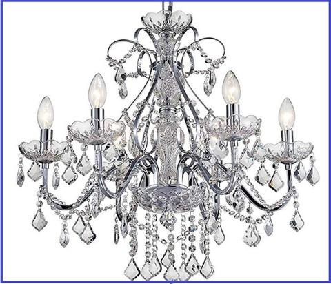 Lampadari cristallo moderni