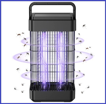 Elettrica lampada antizanzare