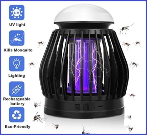 Lampada zanzare elettronico