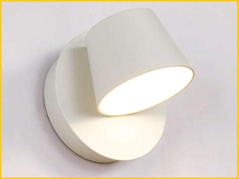 Lampada lettura luce calda