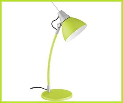 Lampada verde da lettura
