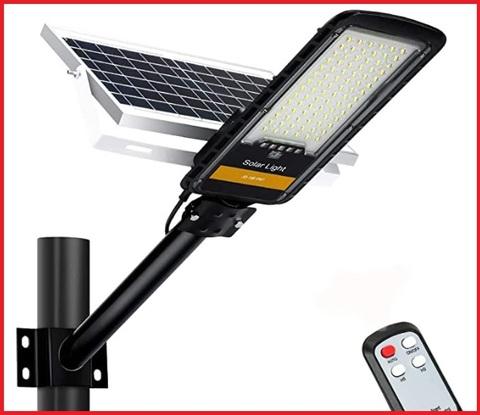 Lampione energia solare da esterno