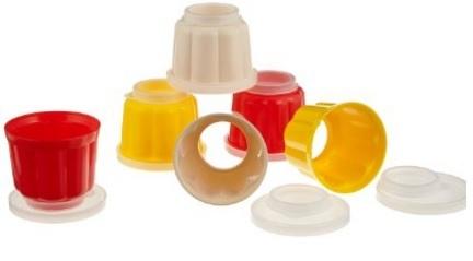 Stampini In Plastica Per Budini