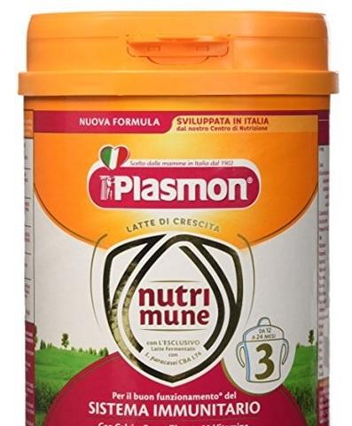 Latte In Polvere Plasmon Nutri Mune 750 Gr