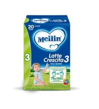 Latte In Polvere Crescita 3 Mellin