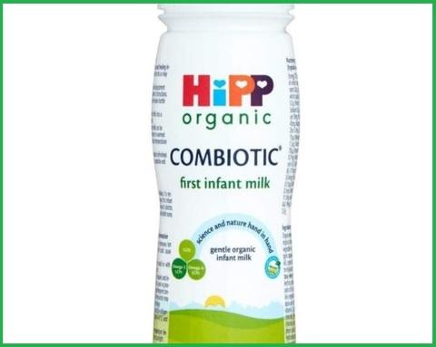 Latte per neonati hipp