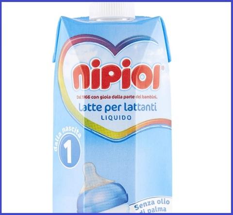 Latte neonato liquido