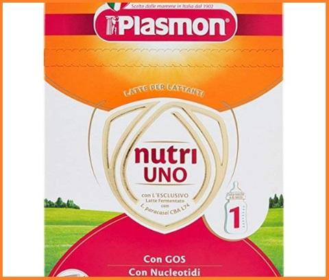 Latte per neonati plasmon