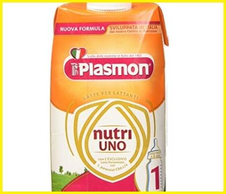 Latte per neonati liquido