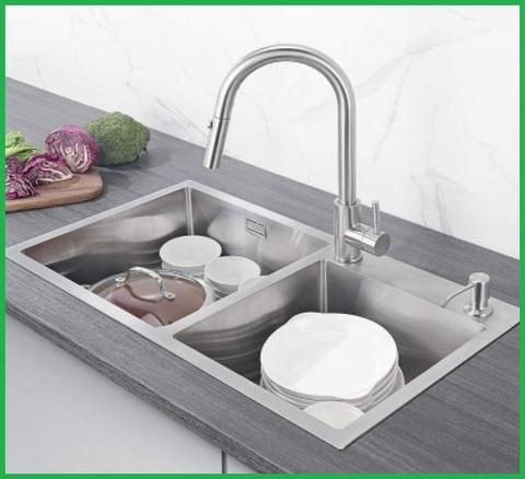 Lavandino cucina 2 vasche