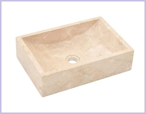Lavabo marmo naturale