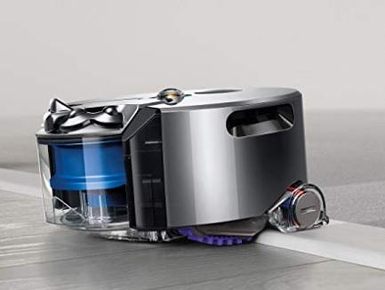 Lavapavimenti dyson robot
