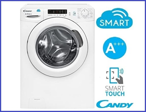 Lavatrice candy smart touch