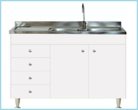 Lavello Cucina Con Mobile