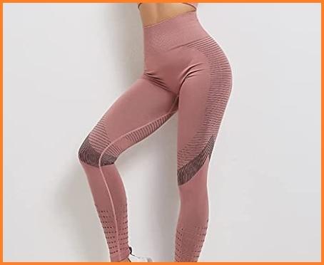 Leggings vita alta donna
