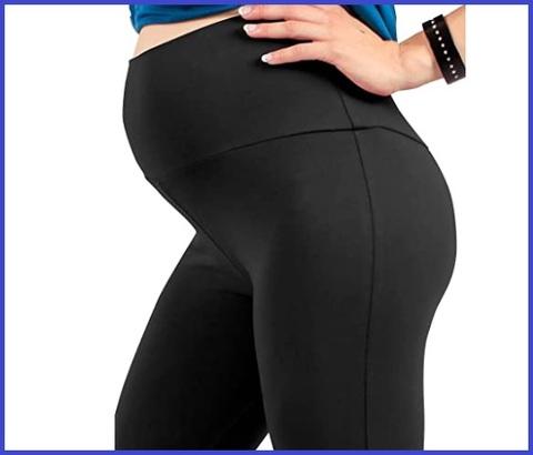 Leggings gravidanza cotone
