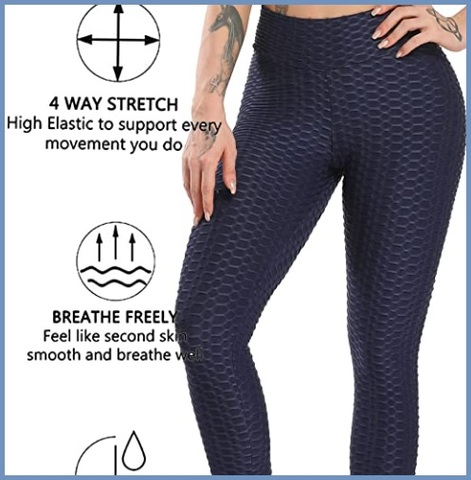 Leggings push up anticellulite