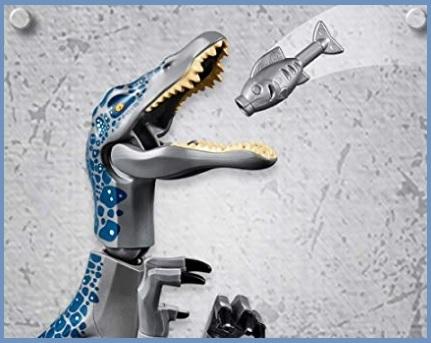 Lego jurassic world dinosauri