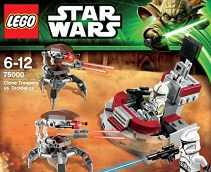 Lego star wars cloni