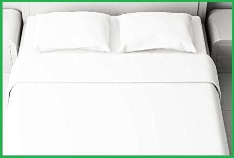 Hotel lenzuola bianche