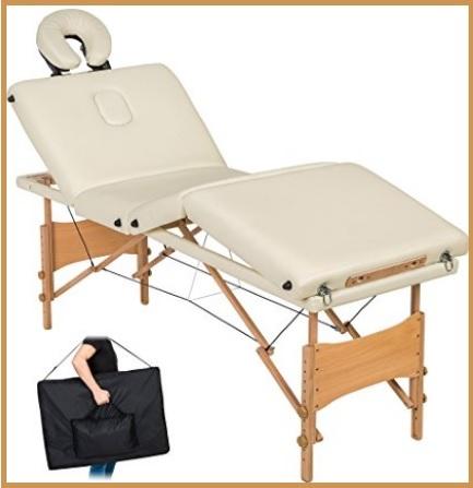 Lettino Massaggi 4 Zone