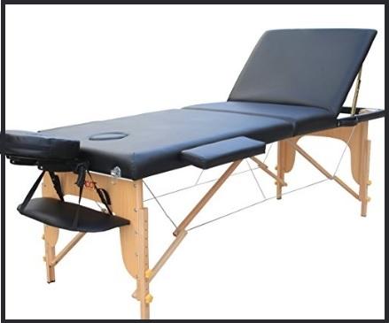 Lettini Massaggio Portatili Leggeri In Legno