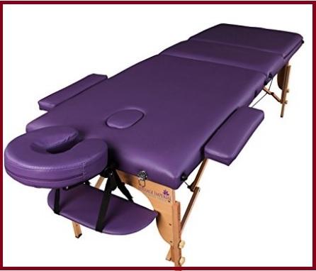 Lettini Massaggio Portatili Leggeri Con Poggiatesta