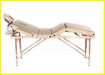 Lettini Massaggio Portatili 4 Zone Da Trasportare