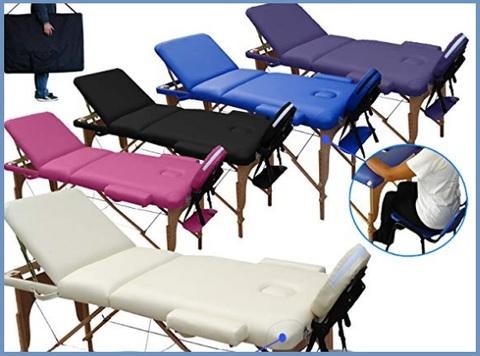 Lettini Massaggio Portatili Leggeri Colorati